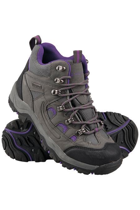 womens-walking-boots - Inside the