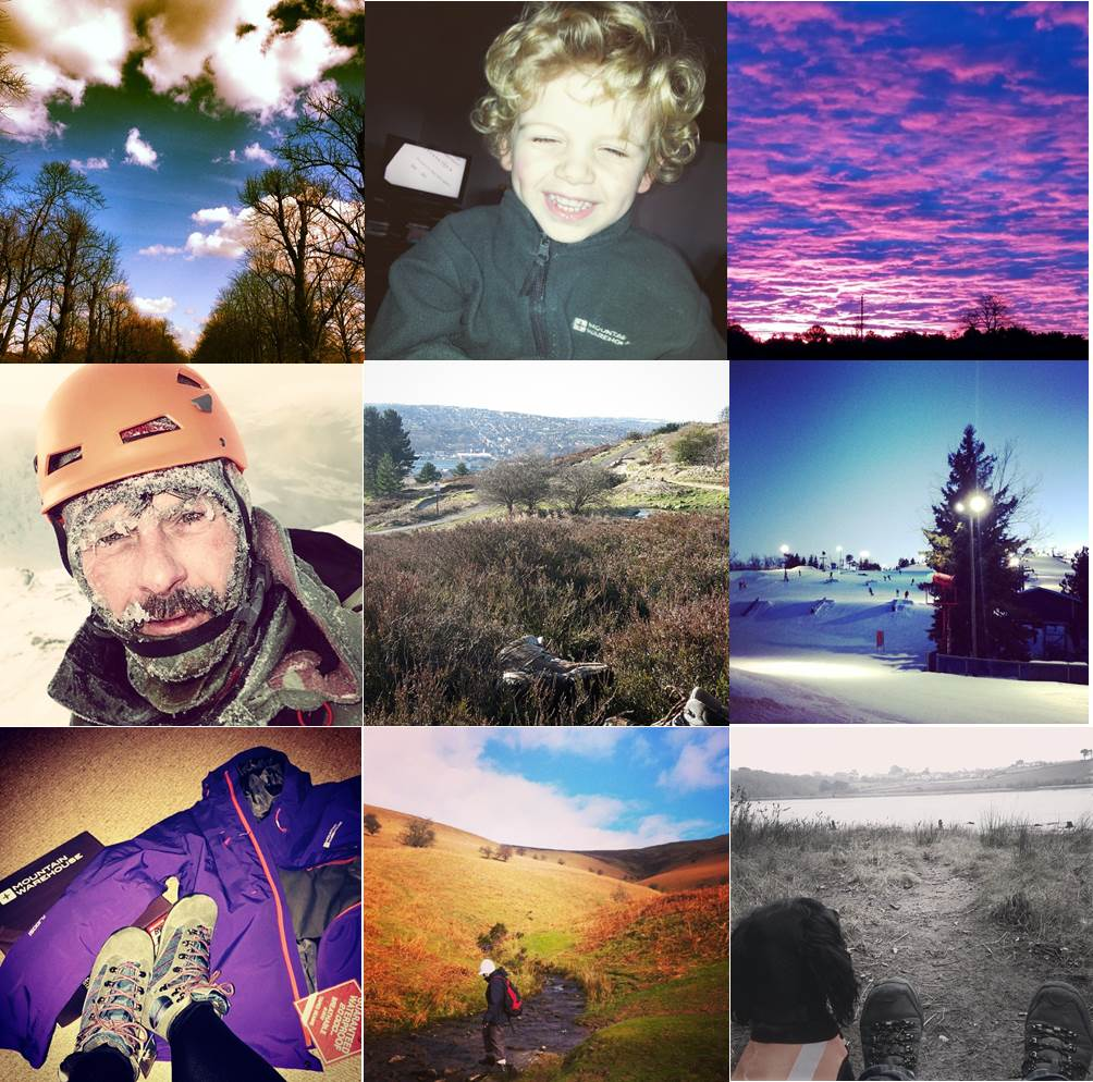 Instagram February Winners