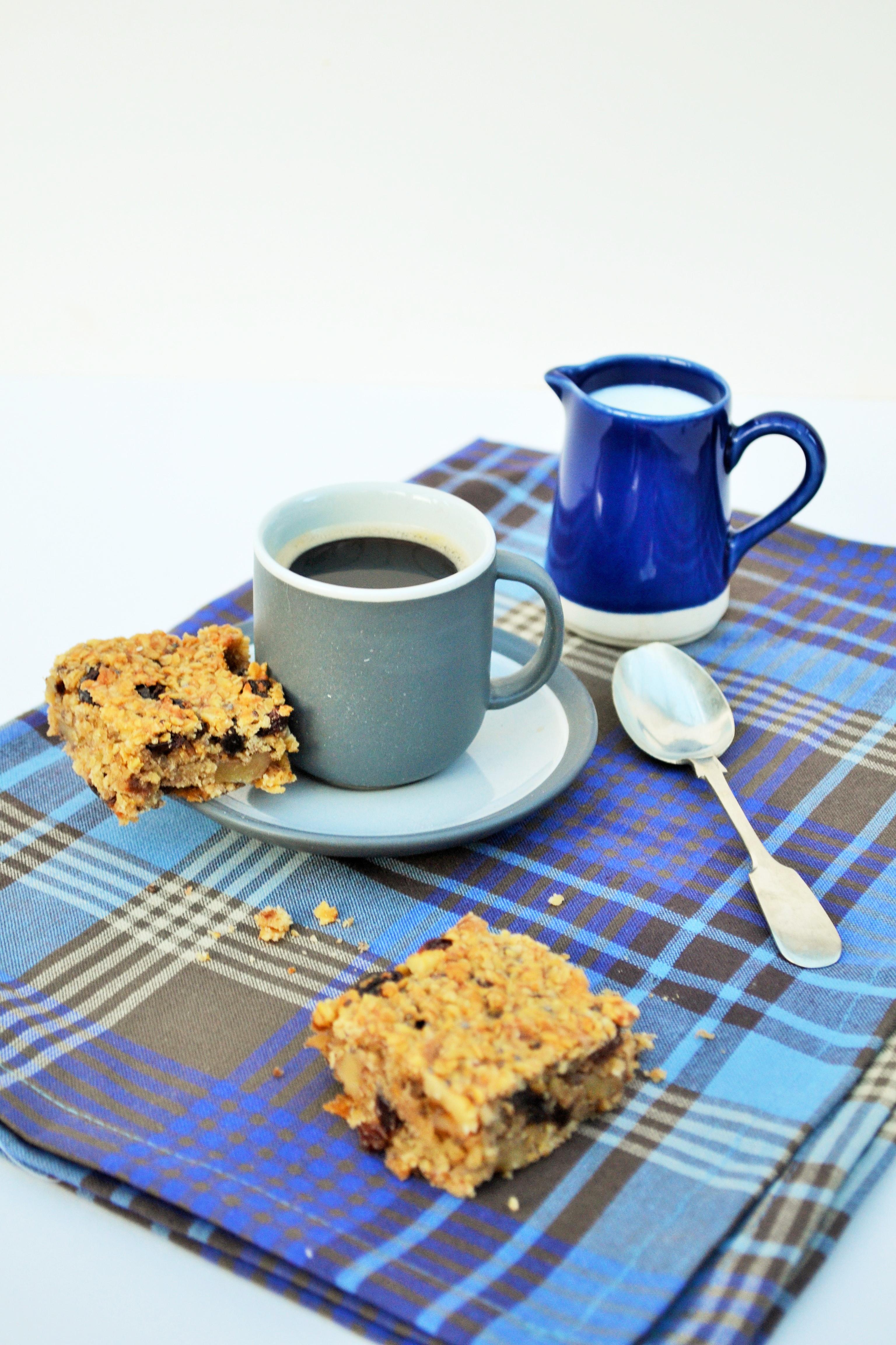 how to make flapjacks with porridge oats and honey