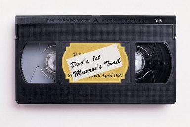 Wedding Video Tape