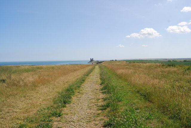 Reculver Country Park Kent