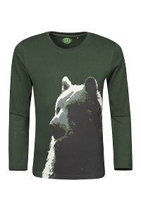 Steve Backshall Bear Tee