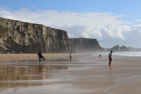 Watergate Bay: Top 25 UK Sandy Beaches