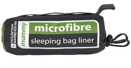 Sleeping Bag Liner: Microfibre