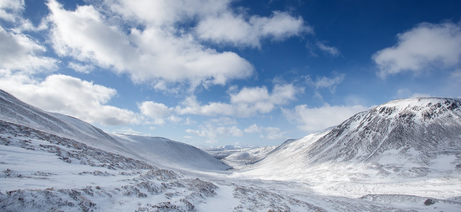 Skiing In Scotland: Cairngorm National Park