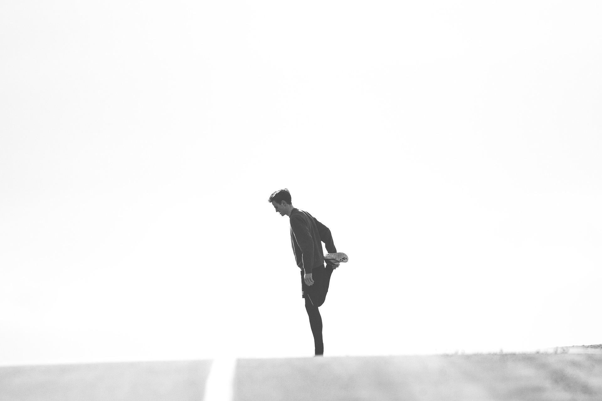 Winter Running: Stretch