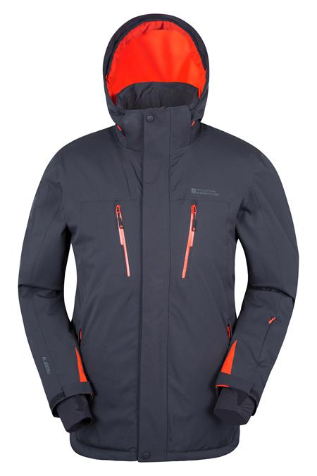 Ski Jacket: Italian Ski Resorts