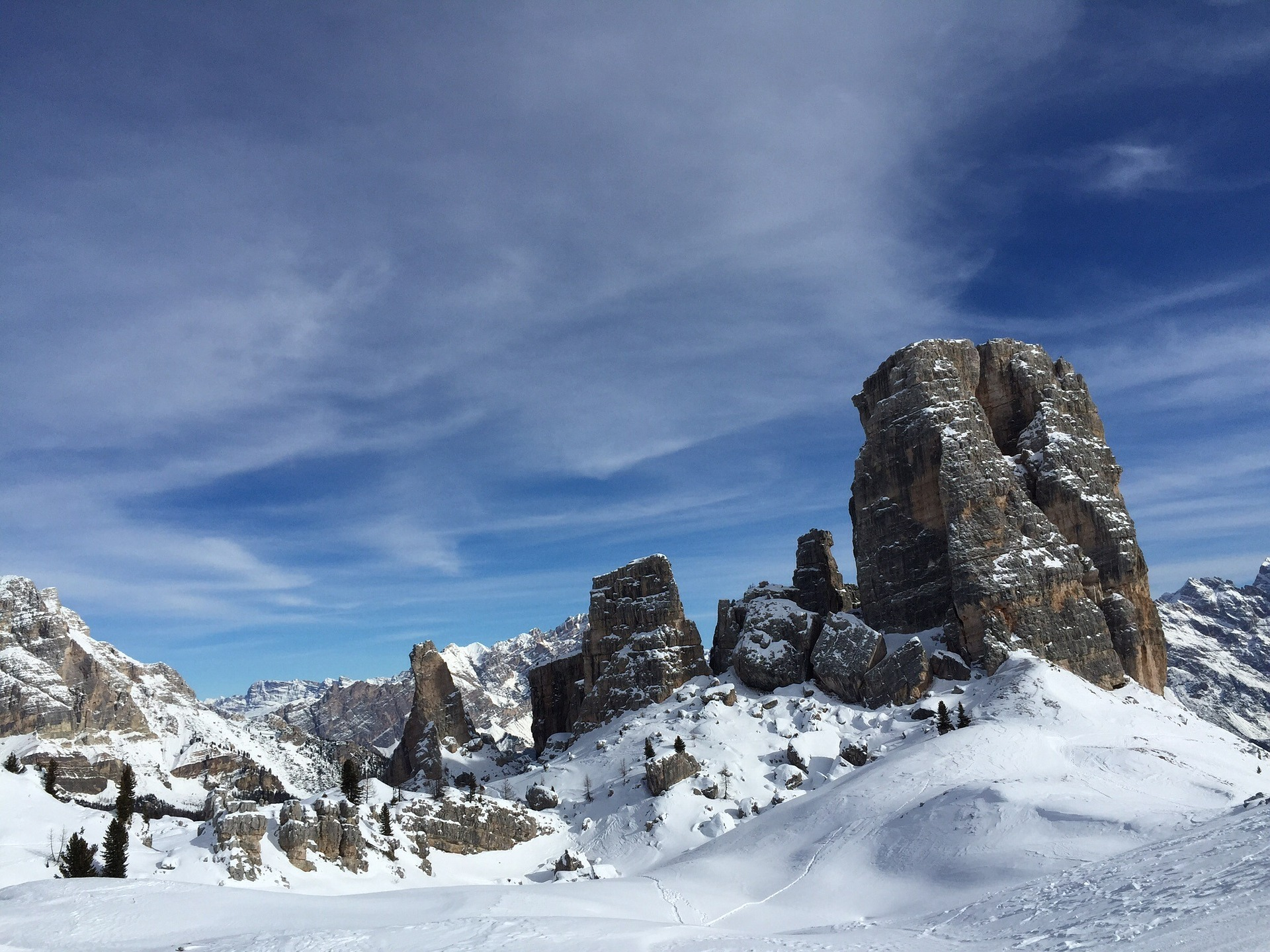 Cortina D'Ampezzo: Italian Ski Resorts