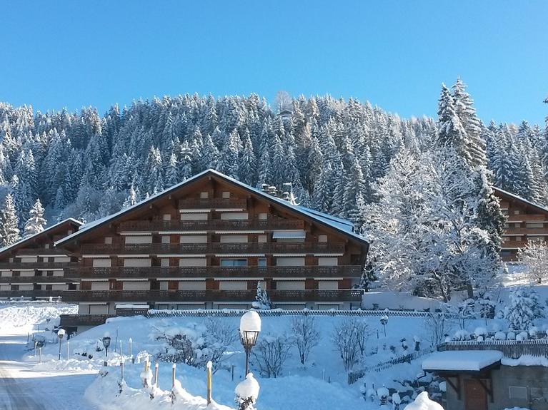 switzerland ski resorts: Chalet