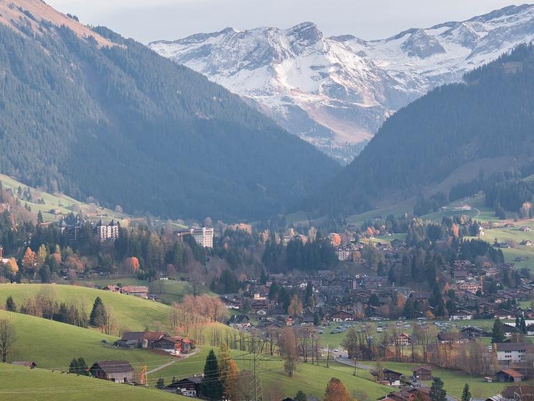 Switzerland Ski Resorts: Summer Views