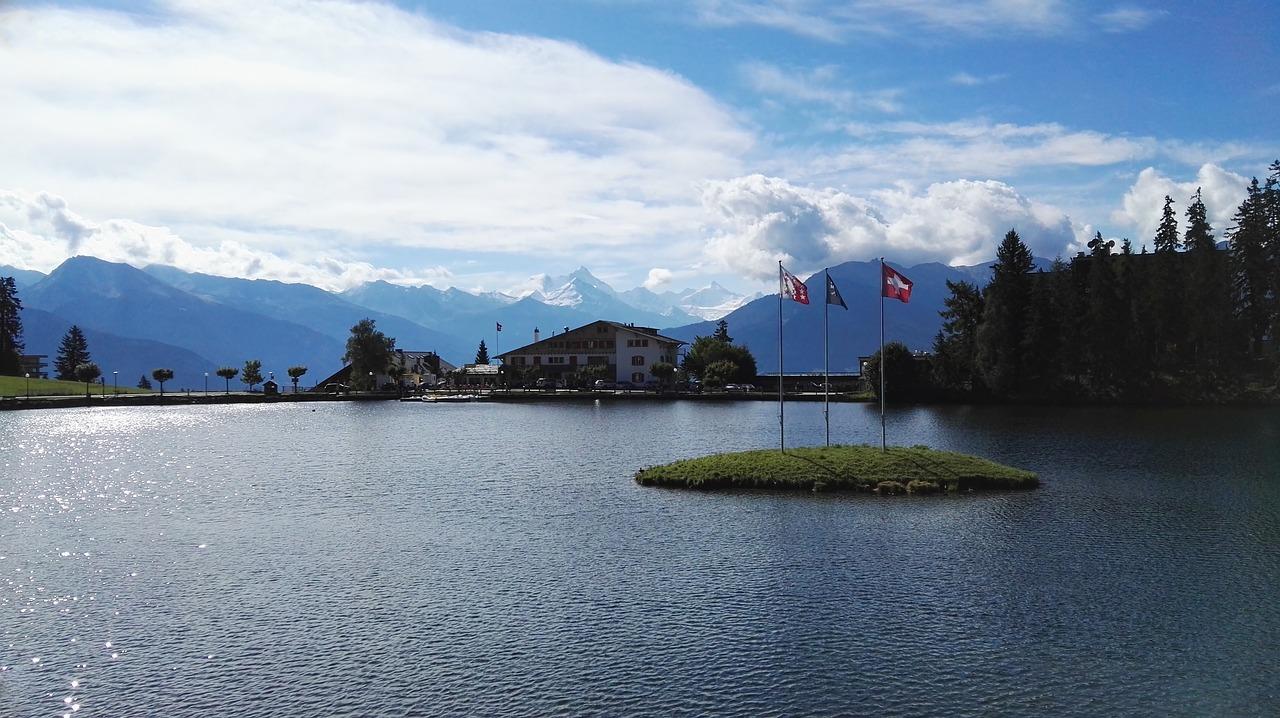 Switzerland Ski Resorts: Crans Montana